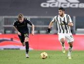 """حمزة رفيعة ينقذ يوفنتوس من الخروج المبكر بـ كأس إيطاليا أمام جنوى """"فيديو"""""""
