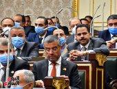 """أشرف رشاد رئيس الهيئة البرلمانية لحزب مستقبل وطن.. وأبو العلا لـ""""الإصلاح والتنمية"""""""