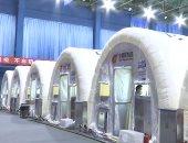 الصين تبنى مختبرا ضخما لفحص مليون حالة يوميا لمواجهة كورونا.. صور
