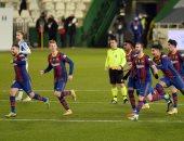 برشلونة يتأهل لنهائى السوبر الإسباني على حساب ريال سوسيداد فى غياب ميسي