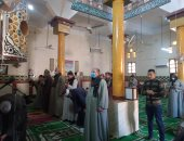افتتاح 4 مساجد بمحافظة قنا بعد انتهاء أعمال الصيانة.. صور