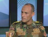 """ضابط مظلات لـ""""مصر تستطيع"""": طول ما إحنا موجودين هنأمن بلدنا ونحافظ على تراب مصر"""