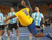 """كأس العالم لكرة اليد .. """"آس"""" الإسبانية تسلط الضوء على الكونغولى مفومبى بسبب وزنه"""