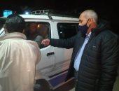 تغريم 21 مواطنا لعدم الالتزام بارتداء الكمامة وتحرير 29 محضرا متنوعا بالأقصر