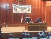 وزير الأوقاف يجتمع بأئمة أسوان ويلقى خطبة الجمعة حول فريضة الزكاة