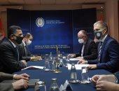 السفير عمرو الجويلى يستعرض مع نائب رئيس وزراء صربيا جهود مصر فى مكافحة الإرهاب