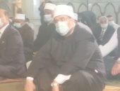 وزير الأوقاف يخطب الجمعة فى أسوان ويعلن افتتاح 16 مسجدا جديدا