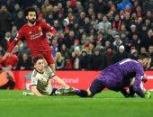 ليفربول يحفز محمد صلاح بهدفه فى مانشستر يونايتد: نريد المزيد الليلة يا مو