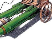 كاريكاتير اليوم.. زعيم كوريا الشمالية يقود عجلة الحرب النووية