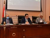 """صور.. """"نقل النواب"""" توافق على اتفاقية مشروع تحديث خط مترو """" المرج  - حلوان """""""