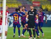 ميسى فى الهجوم.. تشكيل برشلونة المتوقع ضد إلتشى فى الدورى الإسبانى