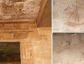 ما لا تعرفه عن معبد إيزيس بأسوان بعد افتتاحه بحضور وزير الآثار × 15 معلومة