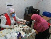 فحص 11 ألف سيدة بالمبادرة الرئاسية للعناية بصحة الأم والجنين بالدقهلية