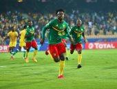 الكاميرون تفوز على زيمبابوي بهدف نظيف ببطولة أفريقيا للمحليين
