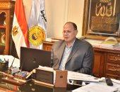 محافظ أسيوط يشارك فى اجتماع وزير التنمية المحلية بالفيديو كونفرانس