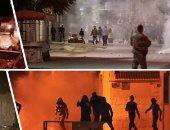 وزارة داخلية تونس: تعزيزات أمنية بمحافظات شهدت مواجهات ليلية