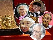 10 كتاب عرب يمكنهم الفوز بجائزة نوبل فى الآداب.. هل تبتسم الجائزة لأحدهم يوما؟
