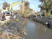 محافظ الفيوم: تطهير 83 مجرى مائى بطول 277 كيلومتر خلال شهر ديسمبر