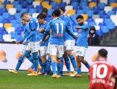 """نابولي أقوى أندية الدوريات الأوروبية الكبرى """"بيج 5"""".. الأرقام تجيب"""