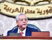 """رئيس مجلس النواب يطالب الأعضاء بالالتزام باللائحة: """"لا يليق بنا الخروج عنها"""""""