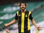 أحمد حجازي يسجل رقما مميزا في الدوري السعودي بعد مرور 13 جولة