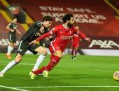 محمد صلاح يشارك فى تعادل ليفربول ضد مان يونايتد بكلاسيكو إنجلترا