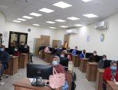 مياه أسيوط تنفذ 7 برامج تدريبية لرفع كفاءة العاملين