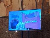 السجون تعرض فيلما عن تأهيل المساجين فى زيارة لـ16 وكالة أنباء عالمية لطرة