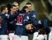 باريس سان جيرمان يستهدف استعادة صدارة الدوري الفرنسي أمام مارسيليا