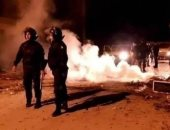 تجدد المواجهات بين محتجين وقوات الأمن فى تونس العاصمة