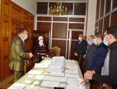 محافظ الشرقية يُعلن بدء تفعيل منظومة الأرشفة الإلكترونية بالديوان العام
