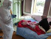 وكيل صحة البحيرة: 620 حالة عزل منزلى مصابة بفيروس كورونا