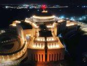 أيقونات معمارية تزين العاصمة الإدارية الجديدة.. الأجمل فى أفريقيا