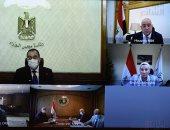 رئيس الوزراء يتابع خطة ترفيق المناطق الصناعية على مستوى الجمهورية