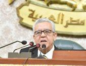 رئيس مجلس النواب يطالب الأعضاء بدراسة اللائحة: لا نريد الفوضى