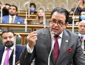 علاء عابد: وزير التنمية المحلية رد على سؤال لى بعد سنة.. اقرأ التفاصيل.. صور