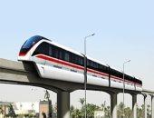 """تعرف على مشروع القطار الكهربائى الخفيف """"LRT"""" ونسب التنفيذ"""