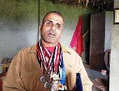 فيديو : بطل ألعاب القوى بعد جلسة الوزير: مش هبيع ميداليات تانى