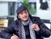 وائل الفشنى يخص تليفزيون اليوم السابع بمفاجأة أغنيته الجديدة من كلمات البابا شنودة