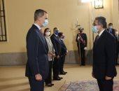 """أقامه ملك إسبانيا.. """"العنانى"""" يشارك فى حفل الدورة 113 لمنظمة السياحة العالمية"""