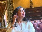 """رانيا يوسف بإطلالة شتوية وصورة رومانسية على انستجرام: """"فرصة أخرى فى الحياة"""""""