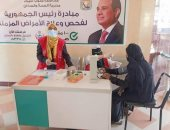 فحص 32762 مواطنا ضمن المبادرة القومية لاكتشاف الأمراض المزمنة بجنوب سيناء