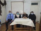 صحة شمال سيناء تواصل حملة التوعية بإجراءات الوقاية من كورونا.. صور