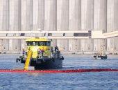 ميناء دمياط: نتوقع الوصول لتصدير 50 أو 60 شحنة غاز مسال خلال الفترة المقبلة