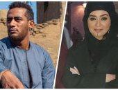 """هكذا تظهر هبة مجدى فى مسلسل """"موسى"""" مع محمد رمضان"""