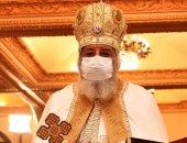 صلاة قداس عيد الغطاس بحضور قداسة البابا تواضروس
