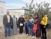 الإسماعيلية تبدأ الرصد الميدانى لإحتياجات 16 قرية وتوابعها بالقنطرة شرق