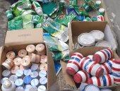 ضبط مصنع أعلاف بدون ترخيص وتحرير 60 محضرا لمخابز فى حملة بالبحيرة