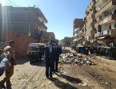 محافظ أسيوط: حملة لرفع وإزالة القمامة من شوارع مدينة منفلوط.. صور