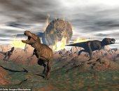 عظام الديناصورات قد تكون على سطح القمر